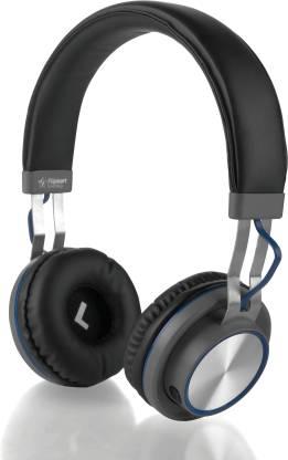 Flipkart SmartBuy Rich Bass Wireless Bluetooth Headset With Mic - Blue