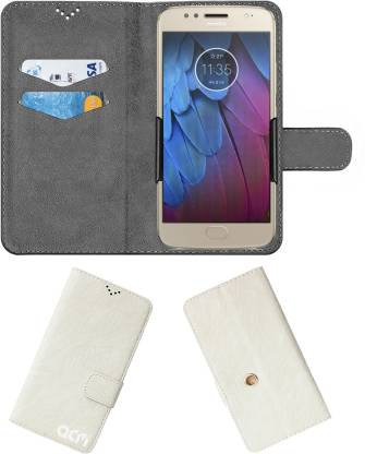 ACM Flip Cover for Motorola Moto G5s
