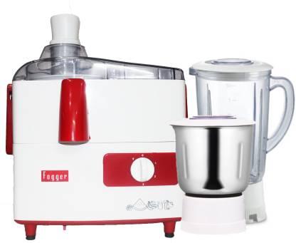 Fogger JMG500 HK-FJMG-500 500 Juicer Mixer Grinder (2 Jars, Red)