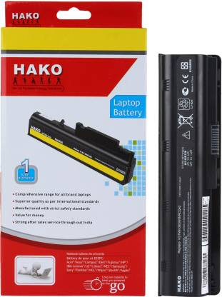HAKO HP Compaq Pavilion DV6-6169US 6 Cell Laptop Battery