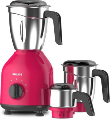 Philips Daily Collection HL7756/03 750 W Mixer Grinder