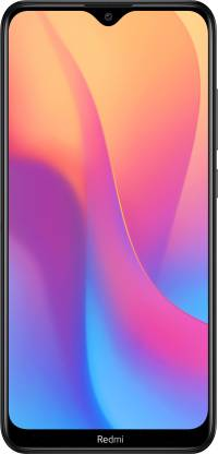 Redmi 8A (Midnight Black, 32 GB)