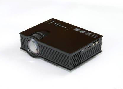 Style Maniac Defination Wifi -Ready Multimedia Interface Home Cinema Portable Projector