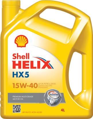 Shell Helix HX5 High Performance Engine Oil
