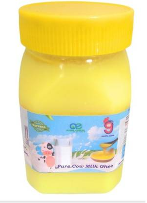 99Auth 200g PURE Organic Genuine Natural Desi Ghee. Ghee 200 g Plastic Bottle