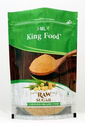 MLkingfood Organic Raw Sugar. Sugar