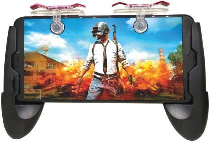 RPM Euro Games Pubg Controller Mobile Game Trigger For Android, Apple. L1r1 Fire And Aim Button Pubg Trigger Shooter Joystick Gamepad That Works On the Phones  Gaming Accessory Kit
