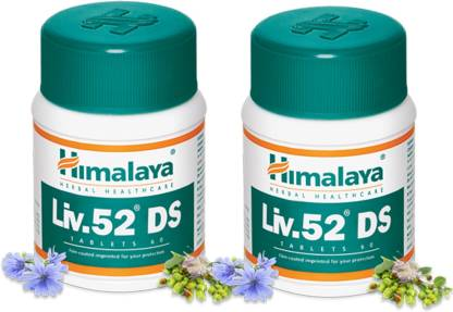 Himalaya Herbals Liv 52 DS