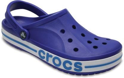 Crocs Men Purple Clogs