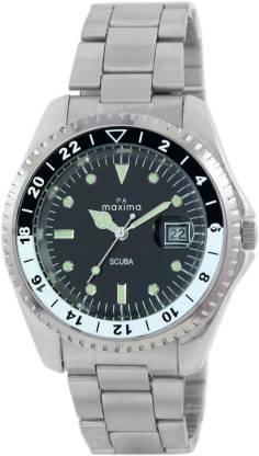 Maxima 18200CMGI Attivo Smart Analog Watch - For Men