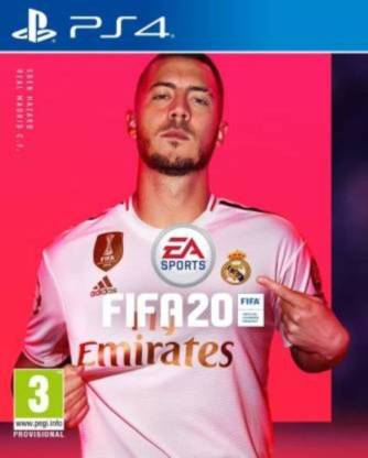 FIFA 20 Standard Edition (for PS4)