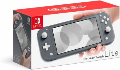 Nintendo Switch Lite - Gray 500 GB (Gray)