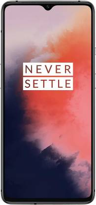 OnePlus 7T (Frosted Silver, 128 GB)