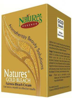 Nature's Essence Extra Shine Gold Bleach