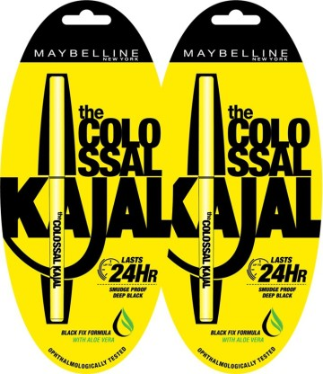 MAYBELLINE NEW YORK Colossal Kajal Promo