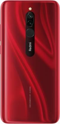 Redmi 8 (Ruby Red, 64 GB)