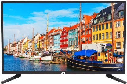 BPL Vivid Series 60cm (24 inch) HD Ready LED TV (T24BH30A)