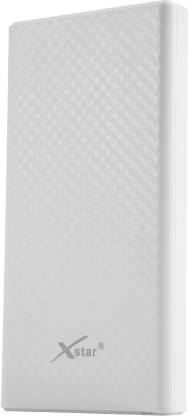 xstar 11000 mAh Power Bank White, Lithium Polymer  xstar Power Banks