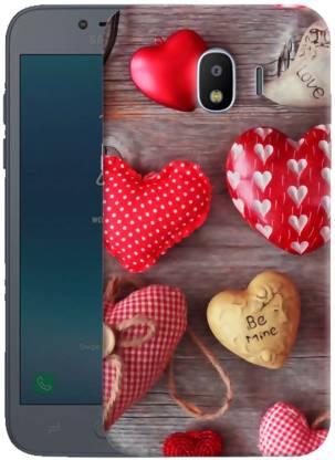 Femto Back Cover for Samsung Galaxy J2 2018