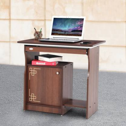 RoyalOak Vin Computer Table Engineered Wood Computer Desk