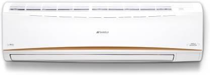 Sansui 1.5 Ton 5 Star Split Triple Inverter AC with PM 2.5 Filter  - White