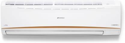 Sansui 1 Ton 5 Star Split Inverter AC with PM 2.5 Filter  - White