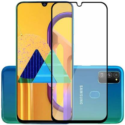 SMARTCASE Edge To Edge Tempered Glass for SAMSUNG GALAXY M30S