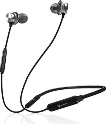 ANT AUDIO Wave Sports 480 Neckband upto 24hrs playtime Bluetooth Headset