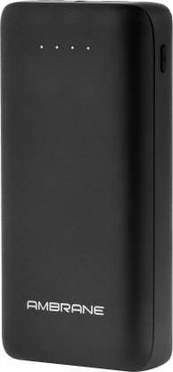 Ambrane 27000 mAh Power Bank (Fast Charging, 18 W)