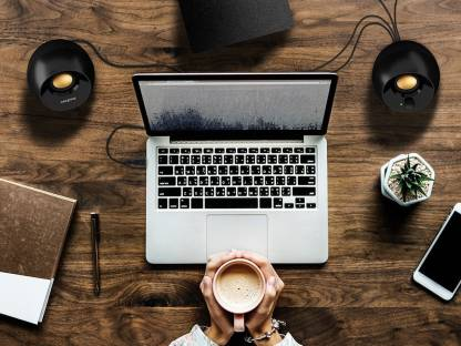 Creative PEBBLE PLUS_MF0480 8 W Laptop/Desktop Speaker