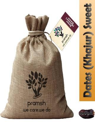 PRAMSH Organic Dates of Saudi Arabia (Khajur) 400gm Dates