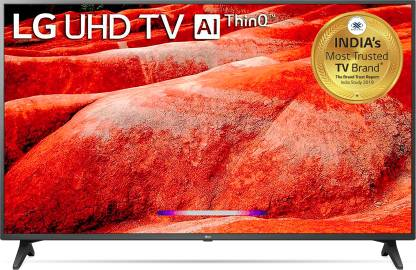 LG 164cm (65 inch) Ultra HD (4K) LED Smart TV