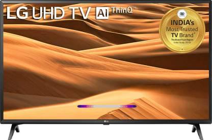 LG 124.46cm  49 inch  Ultra HD  4K  LED Smart TV