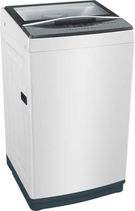 Bosch 6.5 kg Fully Automatic Top Load White