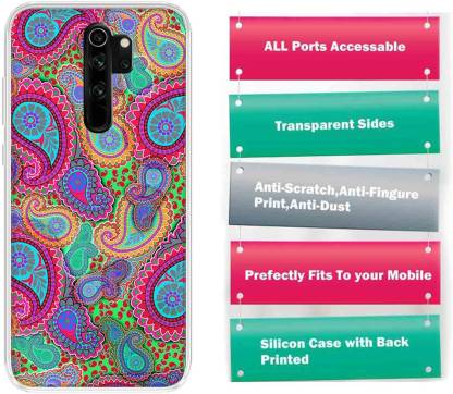 SWAGMYCASE Back Cover for Mi Redmi Note 8 Pro