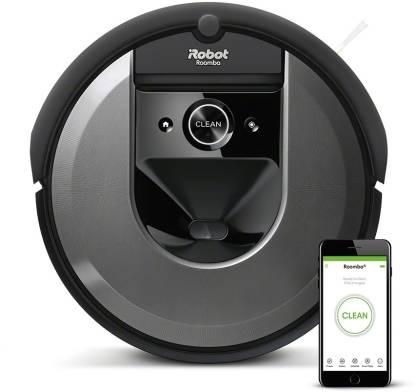 irobot Roomba i7158 Robotic Floor Cleaner (WiFi Connectivity, Google Assistant and Alexa)