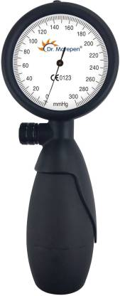 Dr.Morepen SPG-09 Palm Aneroid Professionals Palm Aneroid Bp Monitor