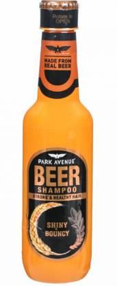 PARK AVENUE Beer Shampoo Shiny & Bouncy