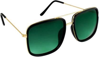 ETRG Retro Square Sunglasses