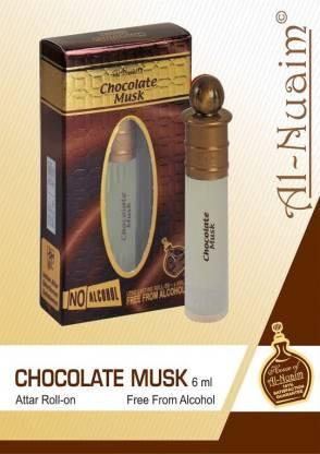 Al Nuaim Chocolate Musk Attar 6ml Floral Attar