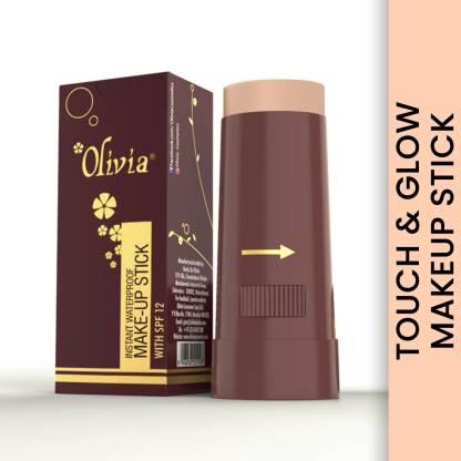 Olivia Waterproof Makeup Stick Concealer 15g Shade No.5 Concealer
