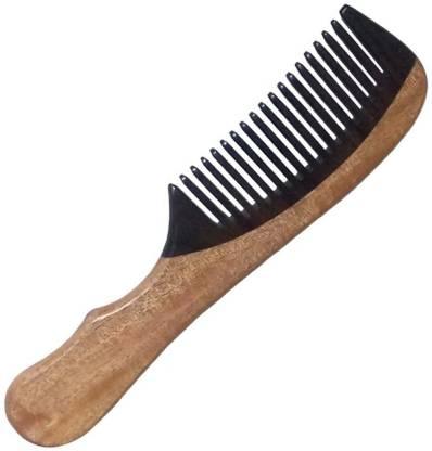 Simgin Rose and Neem Wood Comb