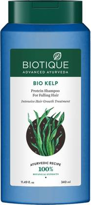 BIOTIQUE Bio Kelp Protein Shampoo For Falling Hair 340 ml