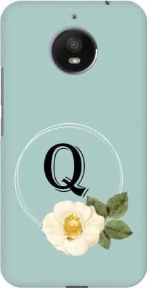 ZYNK CASE Back Cover for Motorola Moto E4 Plus