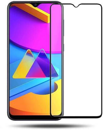 Karpine Edge To Edge Tempered Glass for Samsung Galaxy M10s