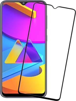 Karpine Edge To Edge Tempered Glass for Samsung Galaxy M10s