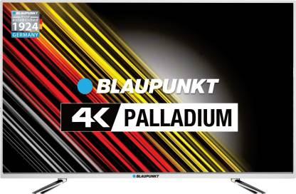Blaupunkt 109 cm (43 inch) Ultra HD (4K) LED Smart TV with Metallic Bezel