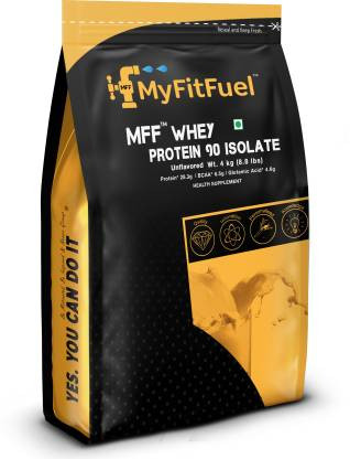 MyFitFuel MFF Whey Protein 90 Isolate Whey Protein