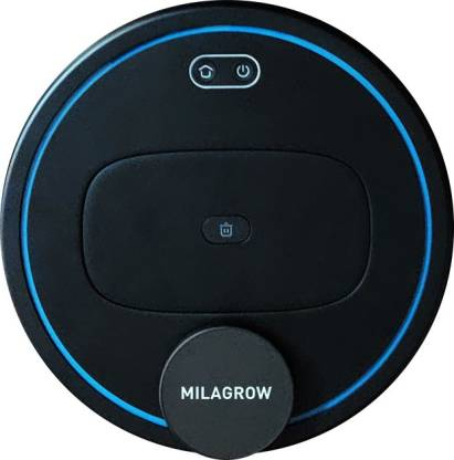 Milagrow Live Mapping with Cleaning Display, Independent Robotic Floor Cleaner