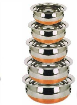 OBLETTER 1 Handi 2 L (Stainless Steel, Non-stick, Induction Bottom) Handi 2 L